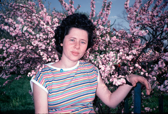 Arlene_Gottfried_Karen+and+Cherry+Blossoms.jpg