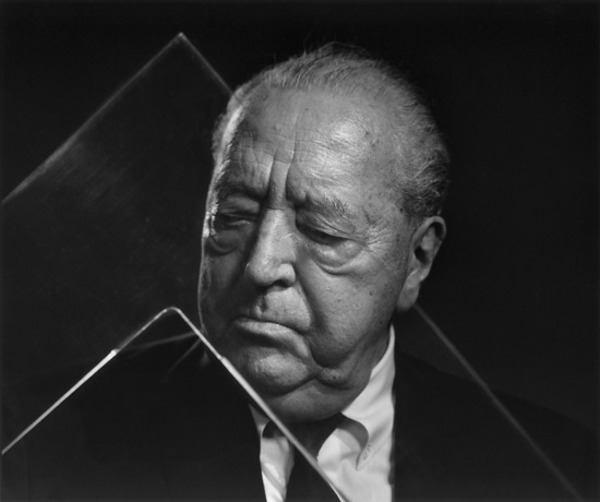 yousuf karsh mies van der rohe acurator. Black Bedroom Furniture Sets. Home Design Ideas