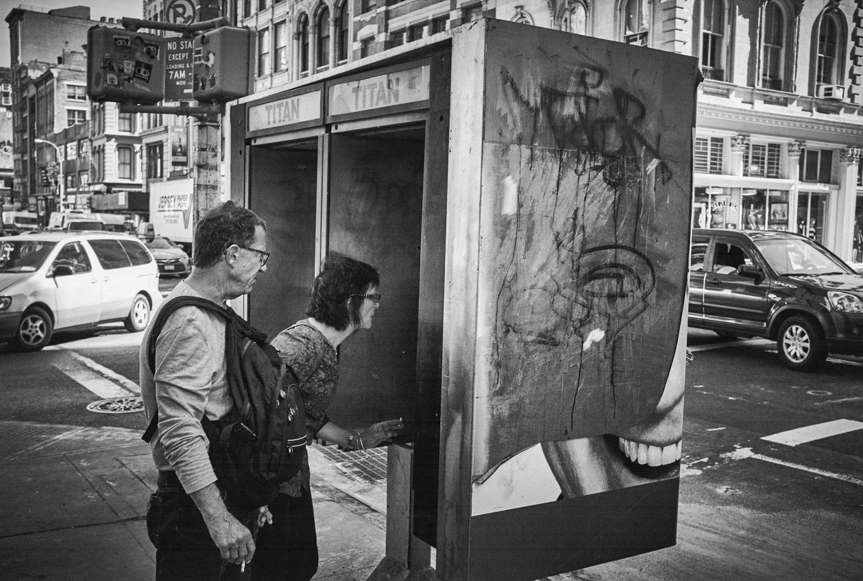 "David McIntyre: New York, 2014/2015. 11x17"", signed. @david_mcintyre SOLD"
