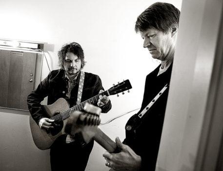 "Justin Borucki: Wilco, 2011. 11x14"", signed. @justinborucki"