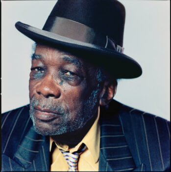 John Lee Hooker, San Francisco, 1998 © Alice Arnold. Click here to buy