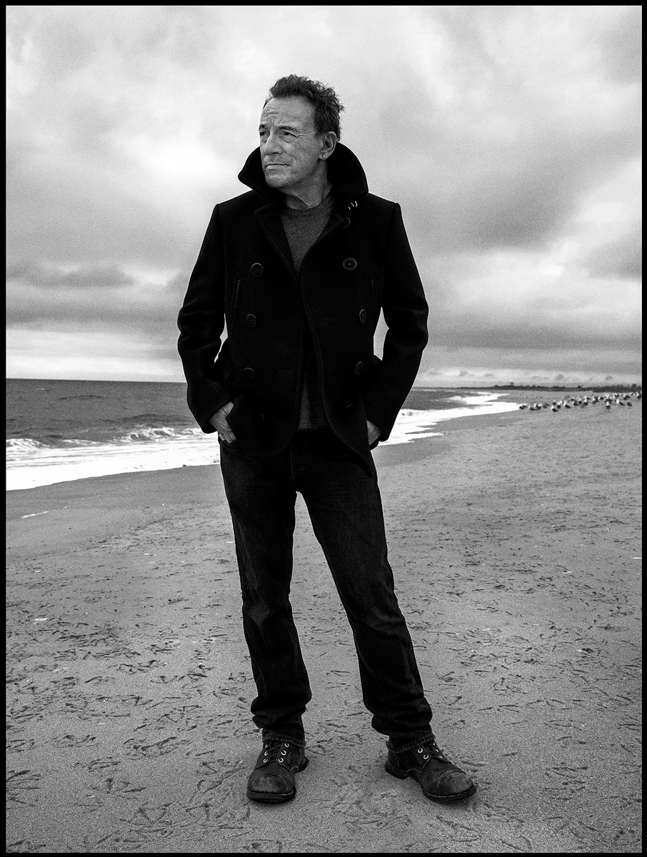 Bruce Springsteen, New Jersey, 2017 © Danny Clinch