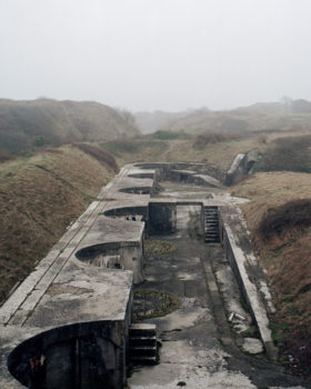 Portland, Dorset, England  To defend the coastline and prevent the enemy landing, a continuous line of coastal defence was established on the south and east coasts, and also on many parts of the west coast of Britain.