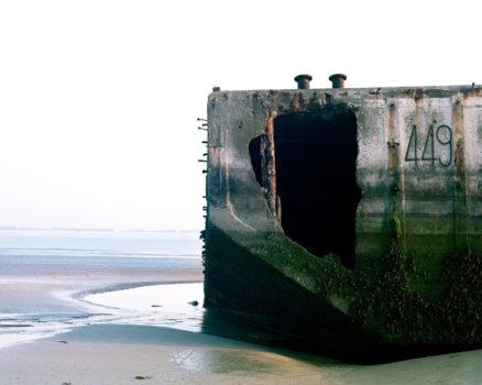 Arromanche les Bains, Normandy, France
