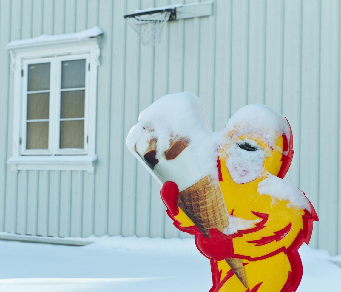 From the series: Anette Asbjørnrød: Off Season