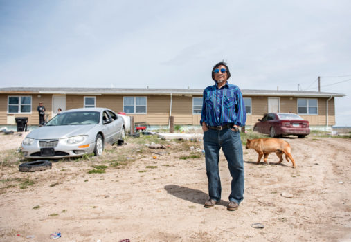 From the series: Gudrun Georges: Pine Ridge
