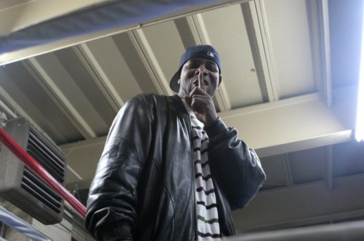 Jigga, aka 'the Mayor' for his talent as a peacemaker, organizes the event and is the MC for the night.