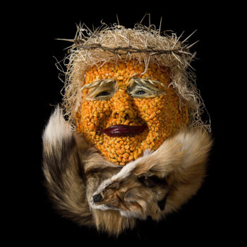 From the series: Klaus Enrique: CheetoJesus