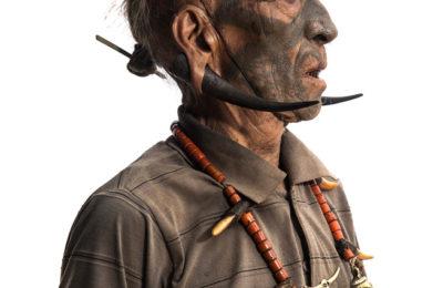 Trupal Pandya: The Last Living Headhunters © Trupal Pandya