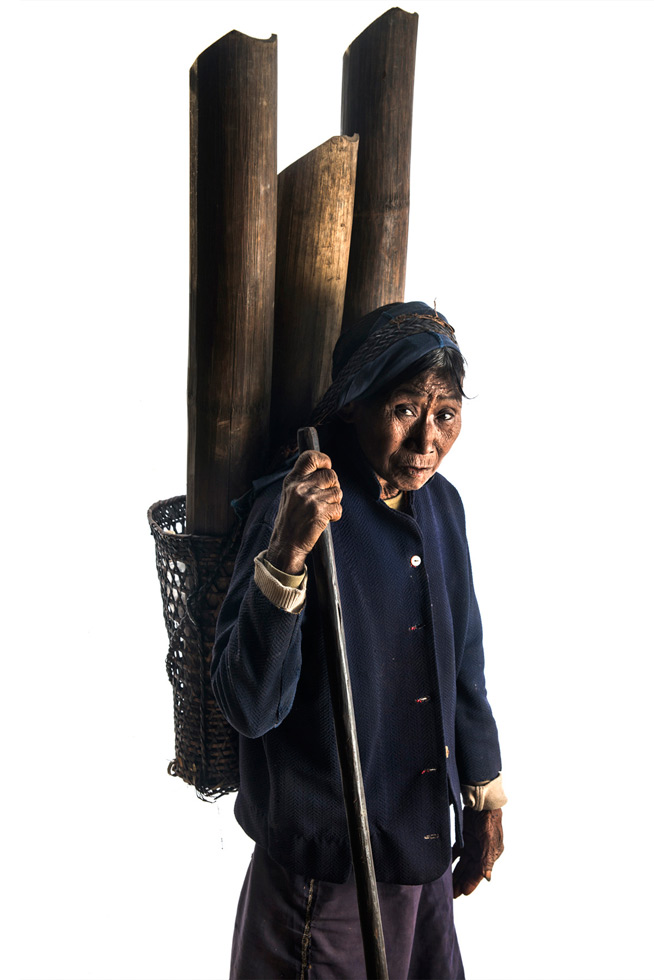 From the series: Trupal Pandya: The Last Living Headhunters