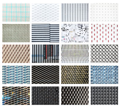 Twenty Patterns Found in Urban Settings
