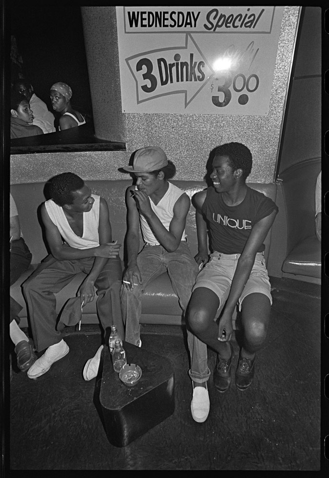"""""""Better Days was a young, gay African-American and Latin crowd, where DJ pioneer Tee Scott played the records."""""""