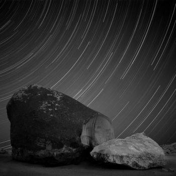 Starlight on Giant Rock