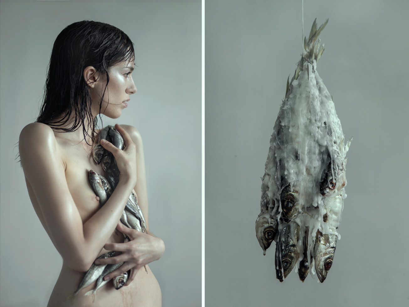 From the series: Natalia Evelyn Bencicova: Close