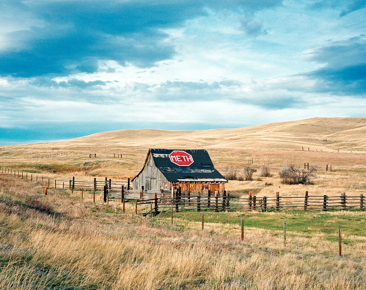 Highway 287, Montana