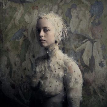 From the series: Bear Kirkpatrick: Wall Portraits