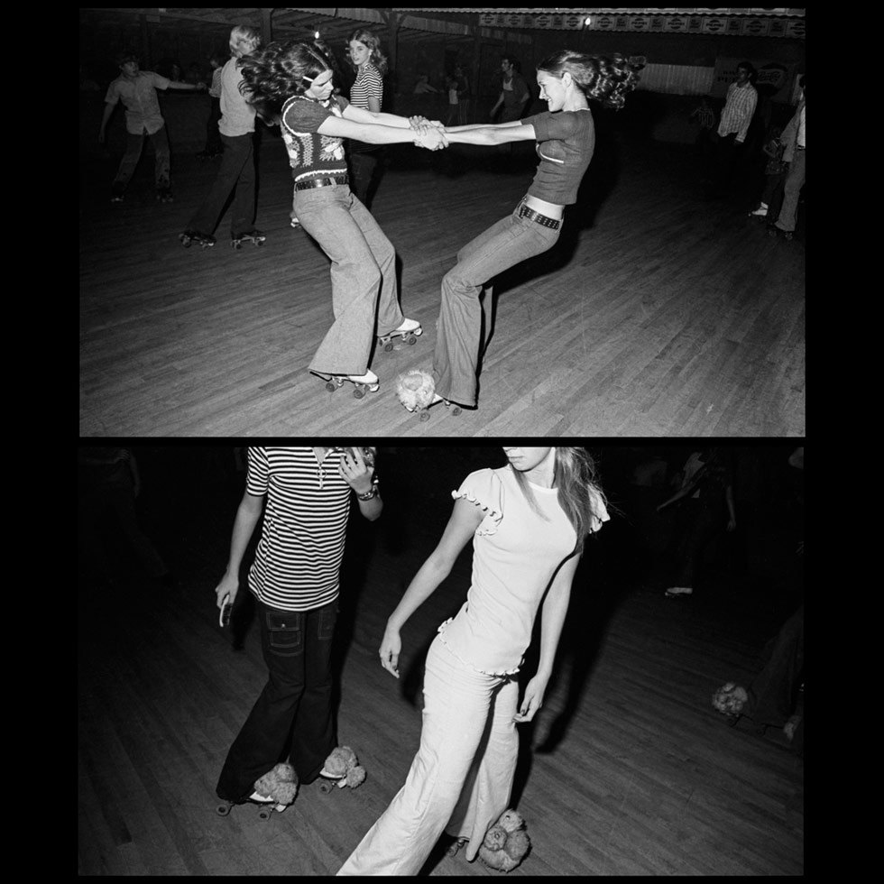 From the series: Bill Yates: Sweetheart Roller Skating Rink II