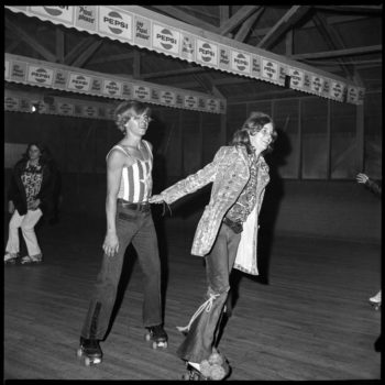From the series: Bill Yates: Sweetheart Roller Skating Rink I