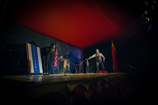 From the series: Francisco Salgueiro: Circus