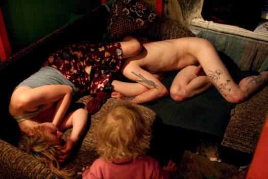 From the series: Irina Popova: Another Family