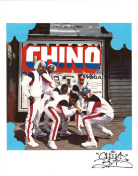 Stetsasonic, Brooklyn, 1988