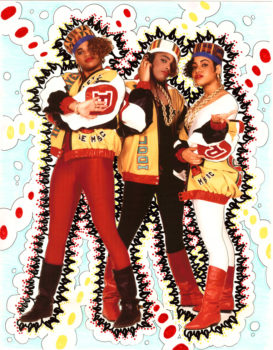 Salt n' Pepa, New York City, 1987
