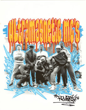 Ultramagnetic MCs, New York City, 1989