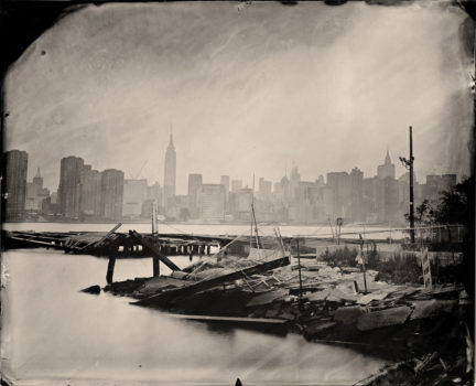 From the series: Justin Borucki: Wet Plate Project