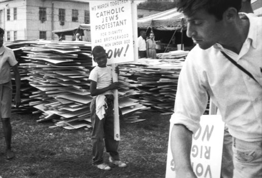 """""""August 28, 1963, marked a great day for democracy in America... more than 250,000 people gathered at the National Mall in Washington, DC, to mount a peaceful protest demanding equal rights and economic equality for African Americans."""""""