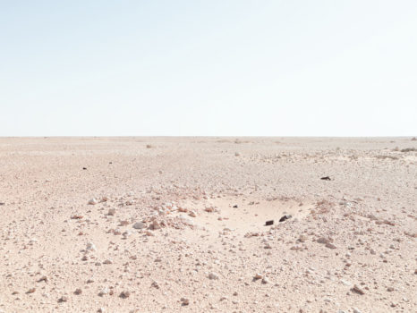 Matthew Arnold's project considers the varied landscapes of North Africa that the Allied soldier was forced to endure during World War II.