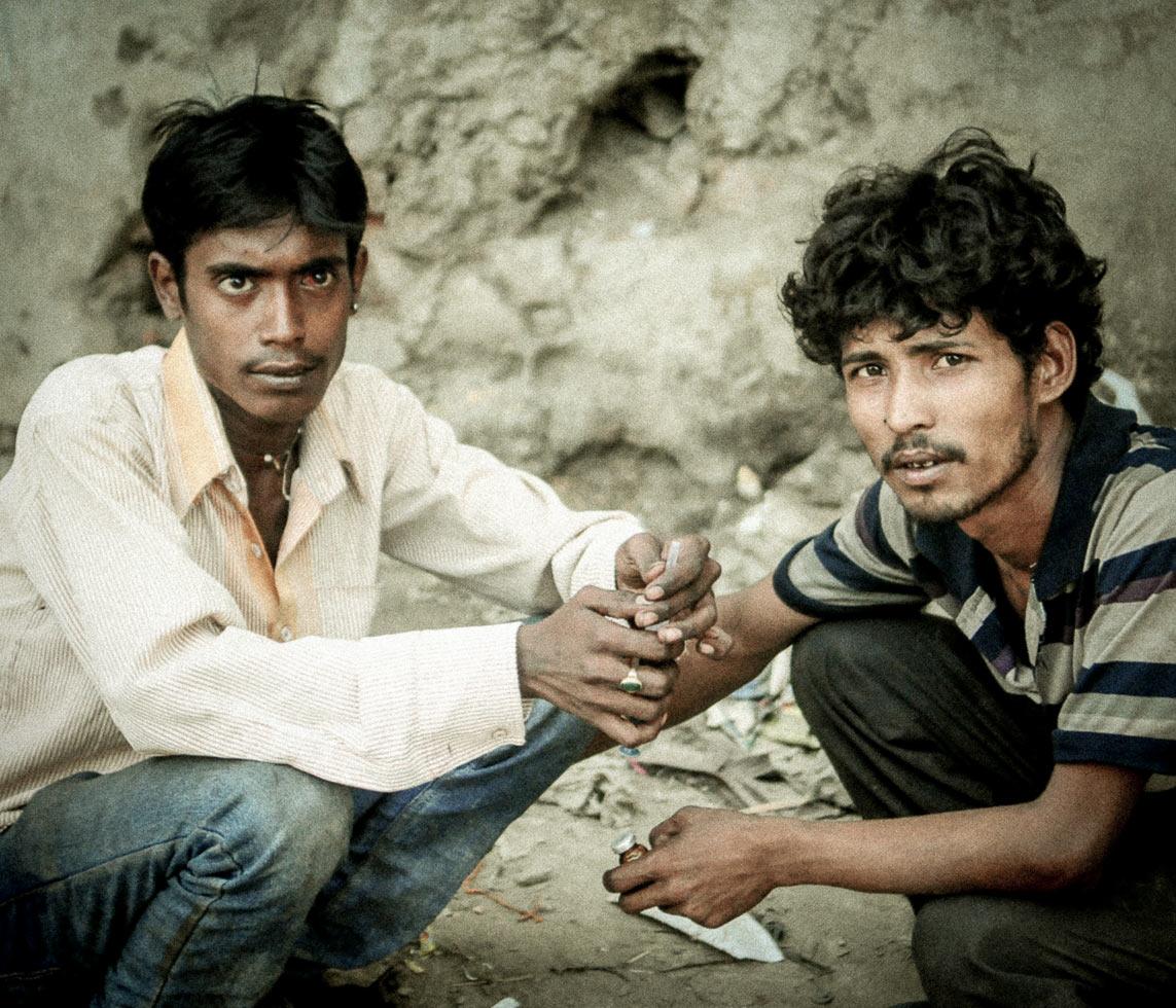 From the series: Rituparna Banerjee: Chemical Prisoners