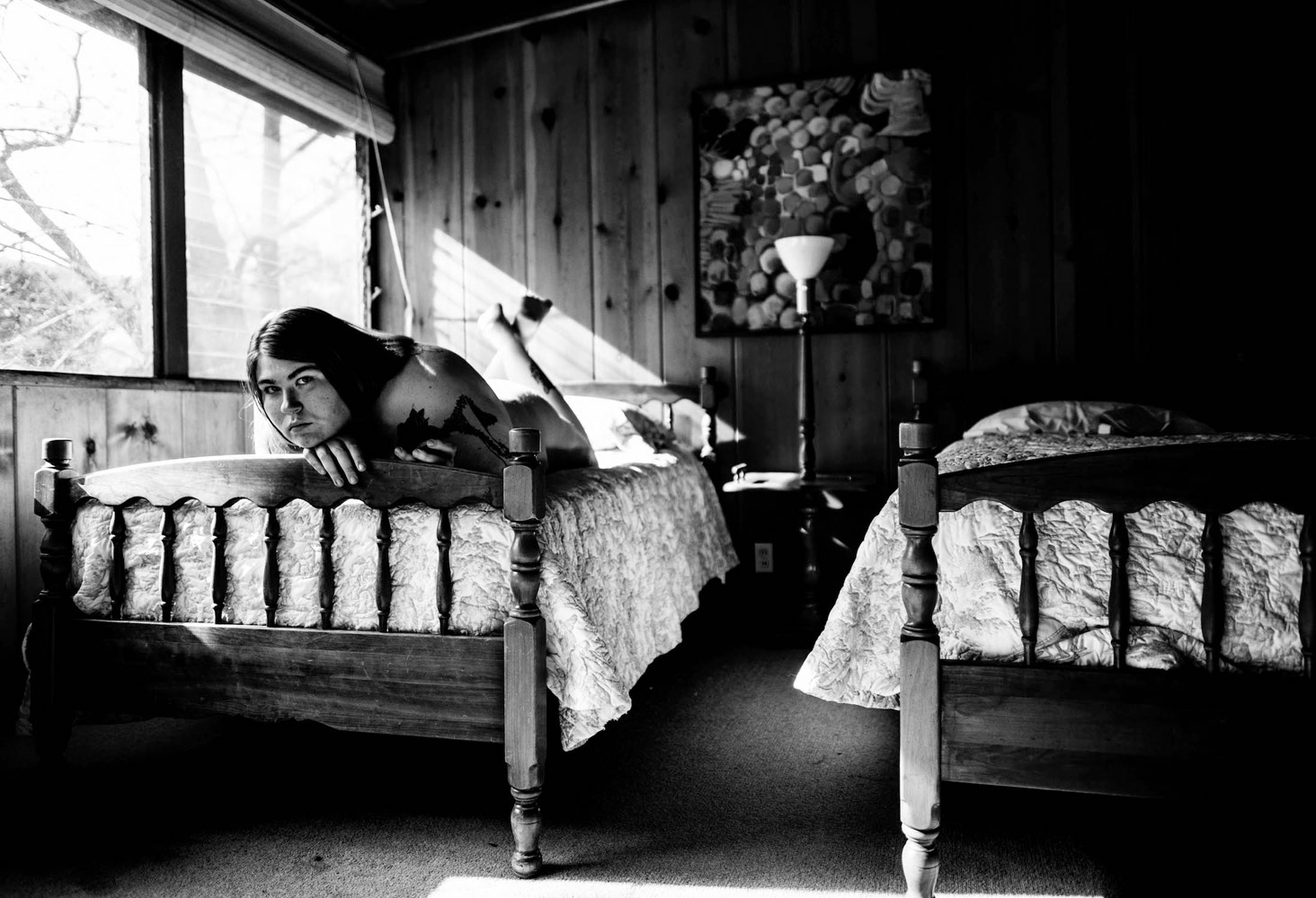 From the series: Samantha Geballe: Self-Untitled