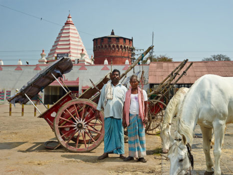 Horse-cart drivers $15 weekly