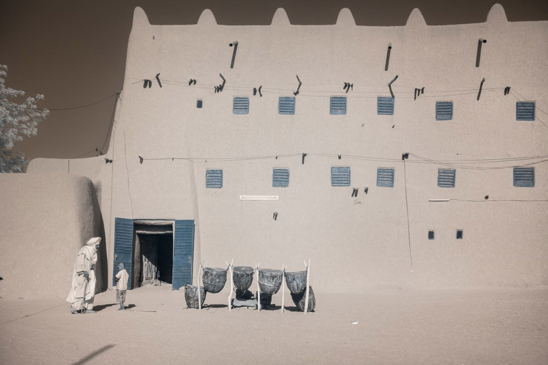 Agadez, Niger's largest city