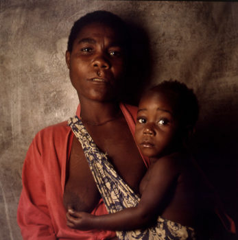 The Pygmy. Bayanga, Central African Republic, 1991