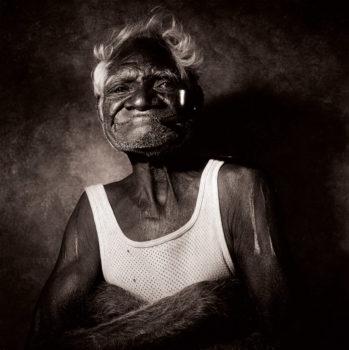 Australian Aboriginals.  Utopia Station and the Outback, Australia, 1980