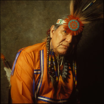 Native Americans and images form the Ozarks. New York, 1981