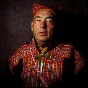 Sami Laplanders. Kautekeino, Norway and Northern Scandinavia, 1981
