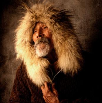 Yupik & Athabascan Eskimos. Kotzebue and St. Lawrence Island, Alaska, 1989