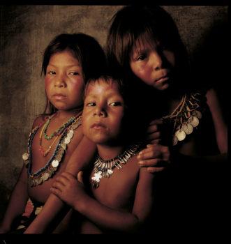The Chocoe. Wichi-Wab, Panama, 1992