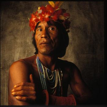 The Caraja and Brazilian Carnival & Amazonian Tribal Leaders. Maranho and Ilha do Bananal, Salvador, and Rio de Janeiro, Brazil, 1992