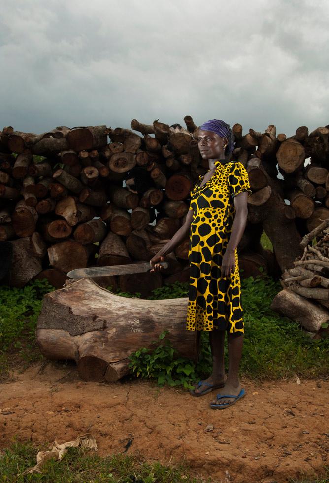 Anagada, Nigeria, 2011