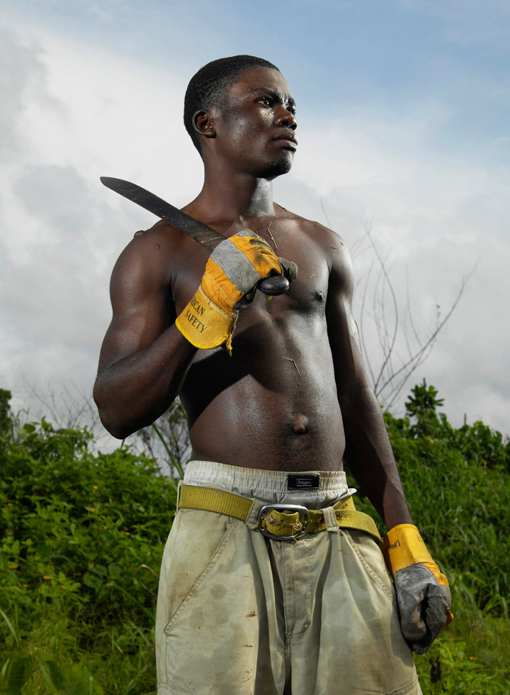 Uyo, Nigeria, 2011