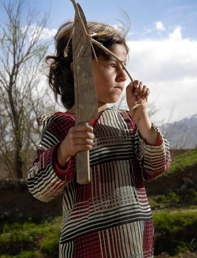 Parwan Province, Afghanistan, 2012