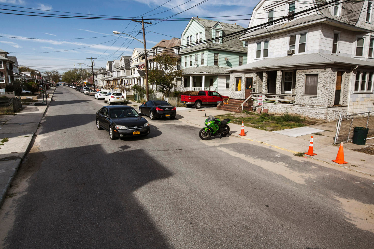 Beach 119th Street, Rockaway, Queens, October 14, 2013