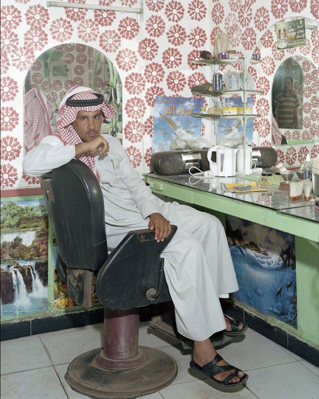 Pedro Arieta, Brazil  Barbershop, Dahab, Egypt.