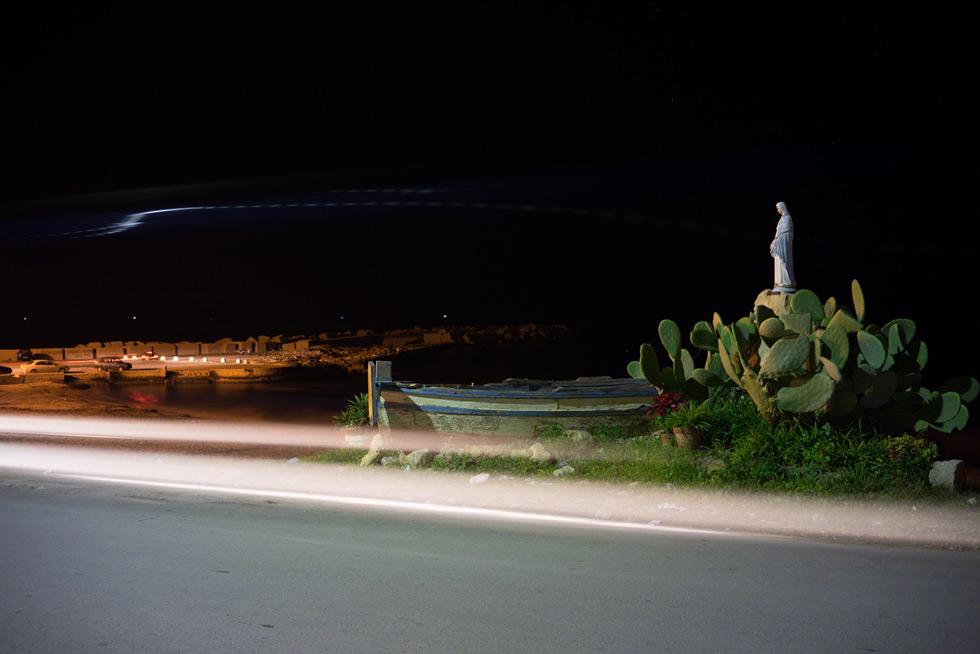 September, 2013, 180 people arrive at Avola, Sicily.