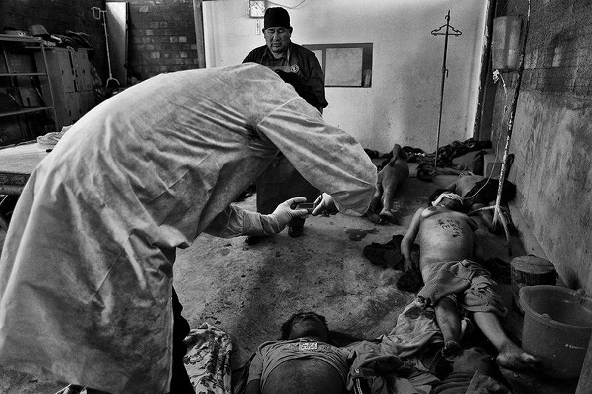 Marcelo Perez del Carpio, Bolivia