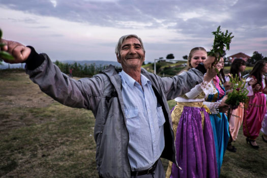 """The general socio-economic and cultural factors in the life of this Yörük community, from the past to the present, have preserved it as a particular Turkish ethnic community with certain language, folkloric and custom characteristics."""