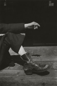 """Hand and Boot,"" Boston, Massachussetts, May 14, 1976"